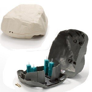 Stations Bait Protecta (Protecta Landscape (Granite) Rat/Mice Bait Station-4 Stations)