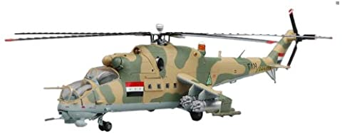 Easy Model 1:72 - Mi-24 Hind - Hungarian Air Force No718 - Mi 24 Hind Helicopter