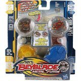 Beyblade Metal Fusion Battletop Faceoff - Fighting Bear Fury by Beyblade