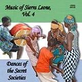 Image of Music of Sierra Leone, Vol. 4 - Dances of the Secret Societies