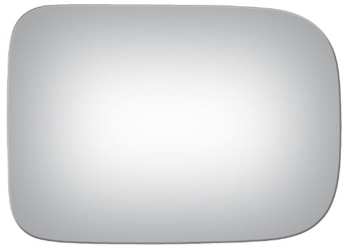 1972-1993 DODGE TRUCK PICKUP (FULL SIZE) Swing Out, Convex, Passenger Side Replacement Mirror Glass (Dodge Mirror Glass D300)