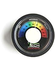 RepTech Analoge hygrometer, wijzerplaat