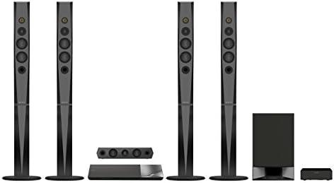 Sony BDV-N9200W - Equipo de Home Cinema 5.1 de 1200W con amplificador S-Master HX (Blu-ray, 3D, 4K Upscale, Hi-Res Audio, USB, HDMI, NFC, Bluetooth, Wi-Fi y Miracast), negro: BLOCK: Amazon.es: Electrónica