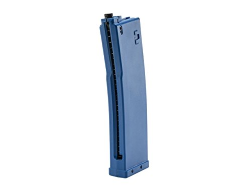 TM4 HK416 Spare Blue Magazine .43 caliber 11mm Paintball Rifle Trainer for Police / Law Enforcement by Umarex