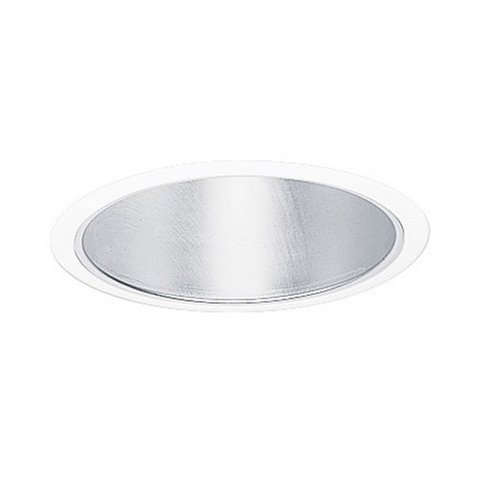 HALO 405SC 6-Inch Clear Open Reflector Trim