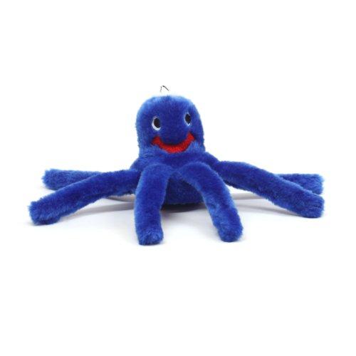 Kyjen Oakley the Octopus Junior Plush Pet Toy, My Pet Supplies