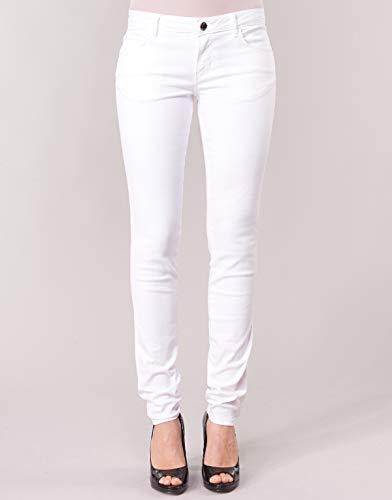 X Bianco Donne Guess Slim Curve Jeans vqw6BS