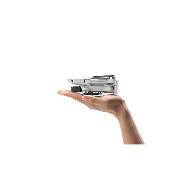 DJI Mavic Mini Combo Drone Leggero e Portatile, Batteria 30 Minuti, Distanza 2 Km, Gimbal 3 Assi, 12 MP, Video HD 2.7K, EU Plug 5 spesavip