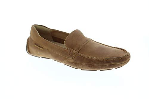 Sebago Mens Kedge Venetian Tan Leather 7.5