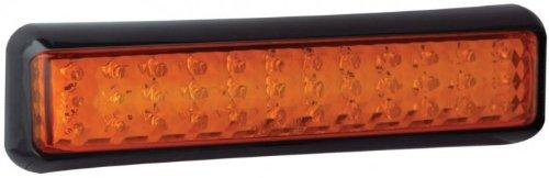 LED Amber Slim Line Indicator Lamp