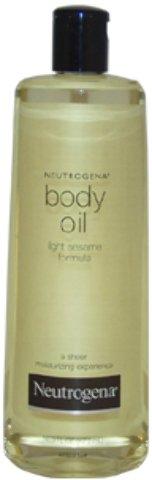 Neutrogena - Body Oil - Light Sesame Formula (16 oz.) 1 pcs sku# - Light Oil Neutrogena Sesame Formula Body