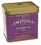 Twinings Black Tea Darjeeling Loose Tea Tin / 100g / (100g Loose Tea Tin)