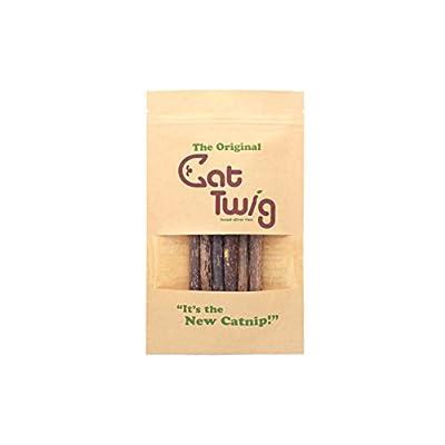 CatNip for Cats CatTwig Silver Vine Sticks [tag]