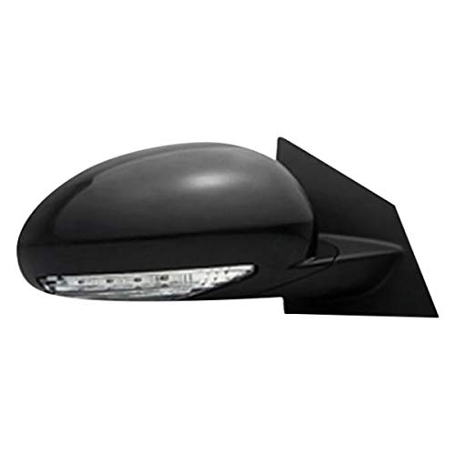 Replacement Passenger Side Power View Mirror (Heated, Foldaway) Fits Buick Enclave