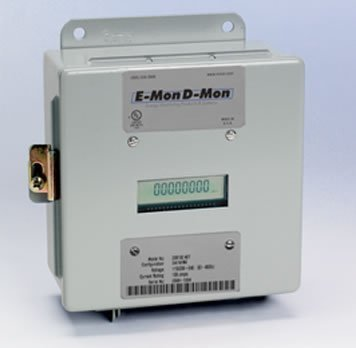 E-Mon D-Mon E10-3208200-JKIT Class 1000 1 or 2 Phase, 200A, 120/208-240 Volt kWh Electric SubMeter by Emon