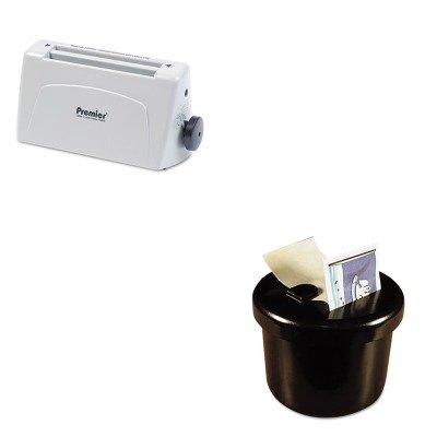KITLEE40100PREP6400 - Value Kit - Martin Yale Model P6400 Desktop Paper Folder (PREP6400) and Lee Ultimate Stamp Dispenser - Yale Martin P6400 Desktop