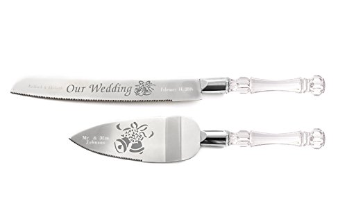 Engraved Set Knife - 2