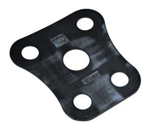 -1.0 Degree Pt Cruiser Specialty Products 71758 Camber Shim