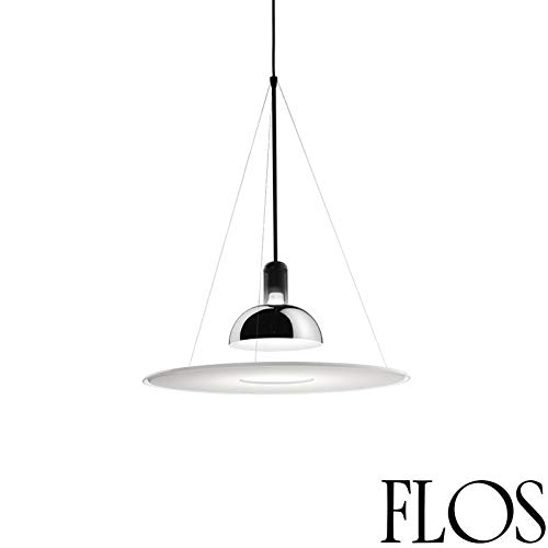 Flos Black And White Pendant Light in US - 1