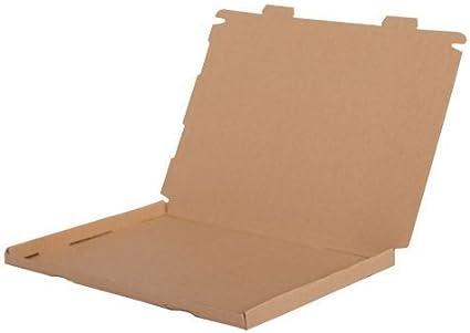 4800 Letra grande Cajas cartón 350 x 250 x 20 mm DIN A4, Embalaje ...