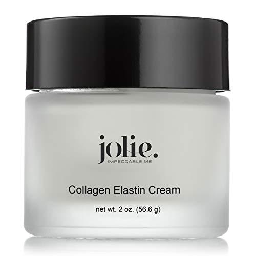 Jolie Collagen Elastin Cream- 2 oz. For Dry, Dehydrated Skin Types