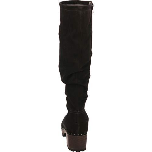 Femme Noir Softclox 02 S3449 pour Bottes 1w1fxIOUq