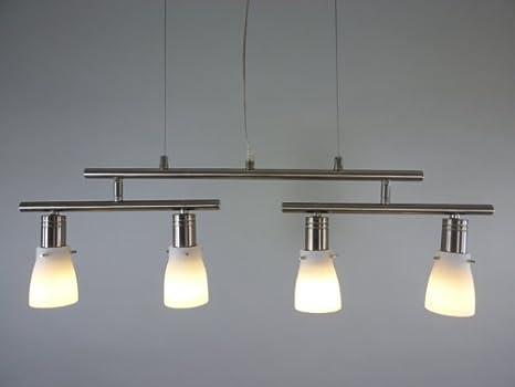Moderna lámpara de techo de vidrio lámpara de techo 2 x 2 ...