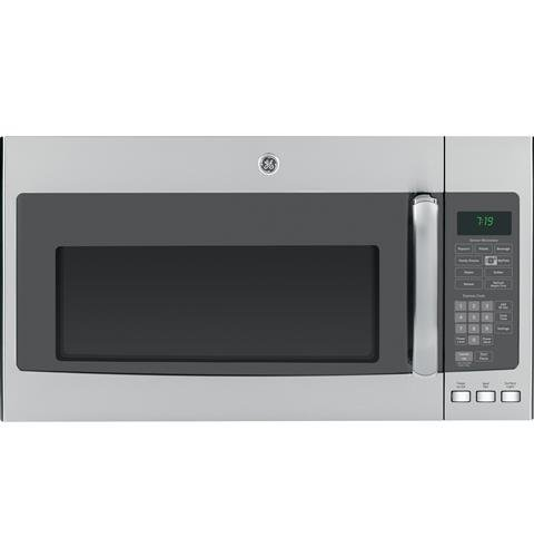 GE JVM7195SFSS 1.9 Cu. Ft. Over-the-Range Sensor Microwave Oven, Stainless Steel