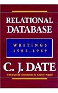 Relational database/ [1], Selected writings