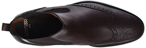 Chelsea Chromex Brown L7052 Uomo Marrone Lottusse Stivali 8qPwpZZ