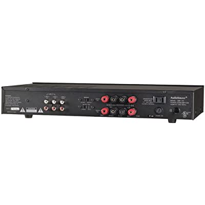 AudioSource Power Amplifier