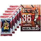 (2018 - 2019 NBA Hoops Factory Sealed Basketball Cards w/ 1 AUTOGRAPH OR MEMORABILIA Card Per)