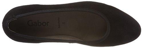 Escarpins Gabor Shoes Femme Schwarz Basic Gabor Noir z7t76