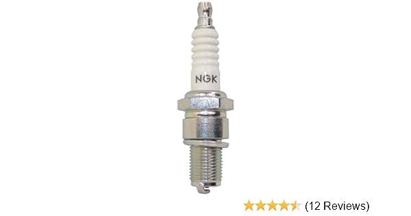 NGK (3035) BR8ECM Standard Spark Plug, Pack of 1