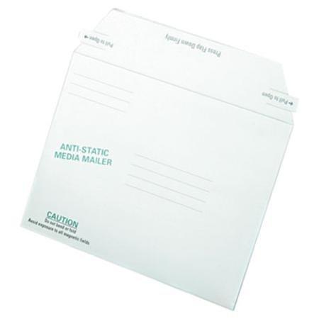 QUA64126 - Quality Park Antistatic Fiberboard Disk Mailer