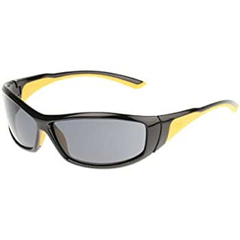 Caterpillar CSA-GRIT-104 Filter Category 5-3.1 Smoke Lens Safety Glasses, Small