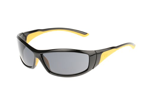 -104 Filter Category 5-3.1 Smoke Lens Safety Glasses, Small ()