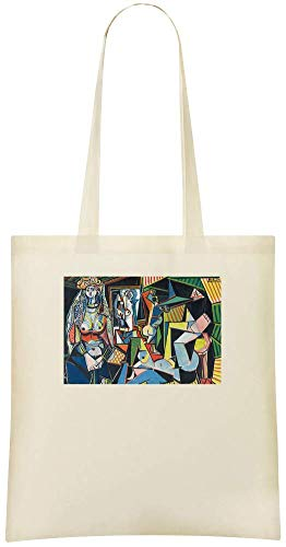 Painting Soft Grocery Handbag For Torréfacteur Apparel friendly Printed Roaster Bag The Stylish amp; 100 Naturel3 Picasso Le Use Yummy Cotton Custom Everyday Bags Shoulder Tote Shopping Eco 6qYwY