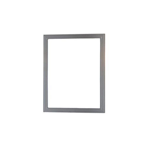Home Decorators Collection Cranbury 30 in. L x 24 in. W Framed - Wall Mirrors Framed Bathroom Hospitality