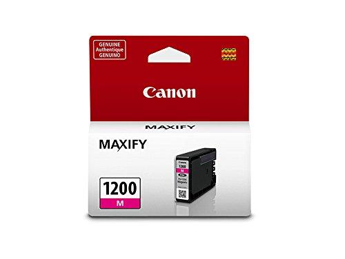 CanonInk MAXIFY PGI-1200 Magenta Pigment Ink Tank