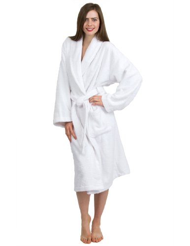 TowelSelections Womens Turkish Cotton Bathrobe product image