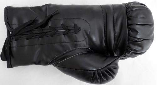 Sugar Ray Leonard & Roberto Duran Autographed Boxing Glove (Smudged) 7A85431 PSA/DNA Certified Autographed Boxing Gloves