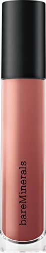 bareMinerals Gen Nude Matte Liquid Lip Color, Boss, 0.13 Fluid Ounce