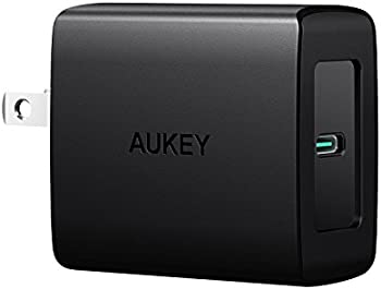 Aukey PA-Y8 27W PD USB-C Wall Charger