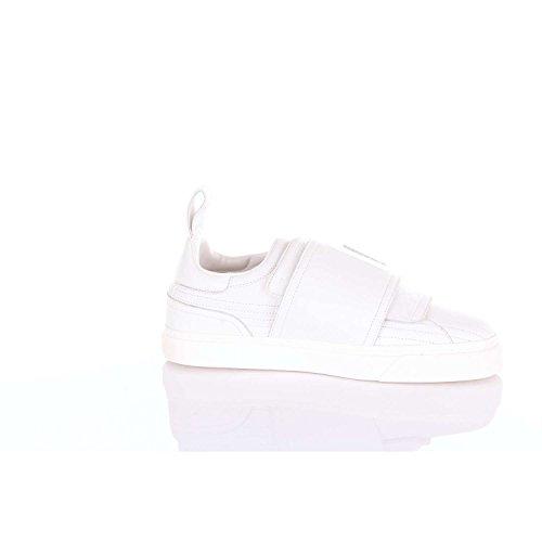 Paco Rabanne 17esneasc3scofl Sneakers Kvinder Hvid oCO2ipRXYx