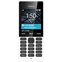 Nokia Nokia 150 Mobile Phone, 32 GB Dual SIM White