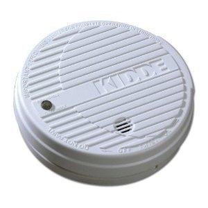 5 Inch Diameter, Smoke Alarm