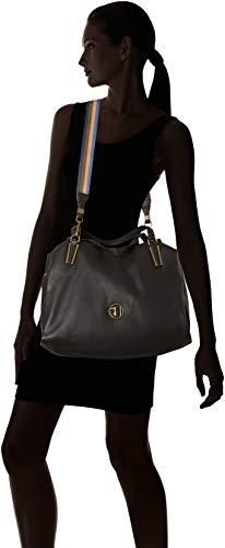 Jeans à 9y099999 Noir 75b00551 sac main Trussardi HwTx8Ox