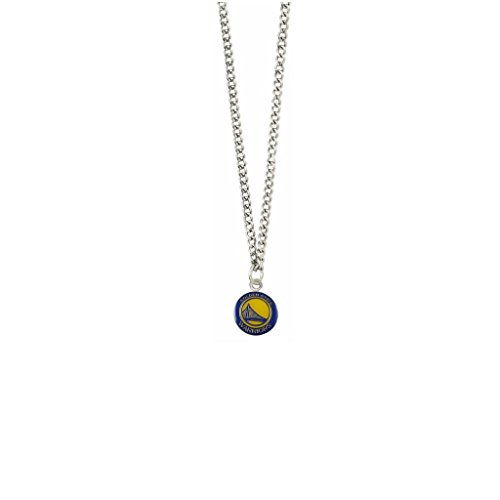 Team Logo Necklace - NBA Golden State Warriors Team Logo Necklace