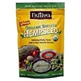 Hempseed, Organic, Shelled, 8 oz ( Value Bulk Multi-pack)